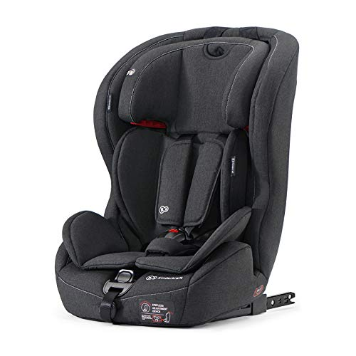 Kinderkraft Siège Auto Isofix SAFETY-FIX, Groupe 1/2/3, De 9
